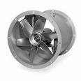 Inline tubeaxial fan blowers.
